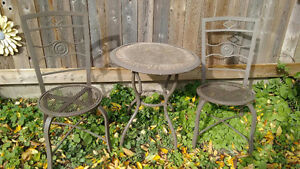 Bistro Set Kitchener / Waterloo Kitchener Area image 1