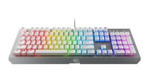 RAZER BLACKWIDOW X CHROMA - MERCURY WHITE Keyboard
