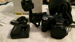 Nikon Coolpix 5700 with extras $50