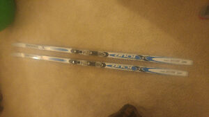 Rossignol classic cross country skis