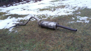 Gmc Sierra 1500 exhaust