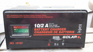 Battery Charger ( 10/2 A )