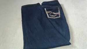Ladies jeans size 20 ( size plus)