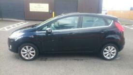 "FORD FIESTA 1.25 ZETEC 5 DOOR 2009 ""59 REG 39,000 MILES F.S.H. 1 PREVIOUS OWNER"