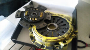 rx7 fd3s ACT HD clutch