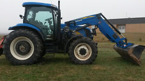6050 Plus New Holland Tractor