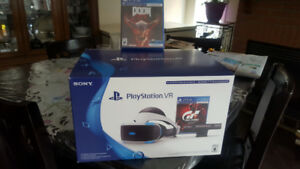Sony Playstation 4 VR Bundle