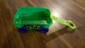Teenage Mutant Ninja Turtles Wagon