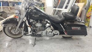 2002 Harley Davidson FLHRCI King Road Classic, Low kms