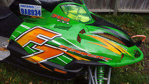 2006 Arctic Cat F7