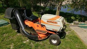 2002 tracteur columbia 13forces