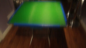 Game/card table