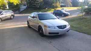 2004 Acura TL,  Inspected! Winter and Summer Tires on Rims!
