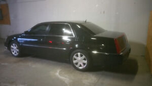 2007 Cadillac DTS luxury Sedan