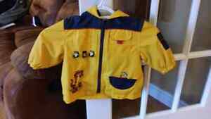Lined coat 6-12 months