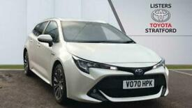 image for 2020 Toyota COROLLA TOURING SPORT 2.0 VVT-i Hybrid Design 5dr CVT Auto Estate Pe