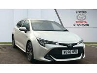 2020 Toyota COROLLA TOURING SPORT 2.0 VVT-i Hybrid Design 5dr CVT Auto Estate Pe
