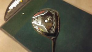 Tour Edge Exotics E8 Beta 15 deg 3 Wood (Titanium Face)