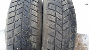 2-205/75x14 M+S tires on Ranger alloy rims 5x114.3