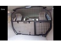 Mercedes Original equipment dog guard for ML. Fits current W166 model 2012 on