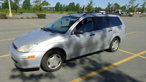 2001 Ford Focus Wagon