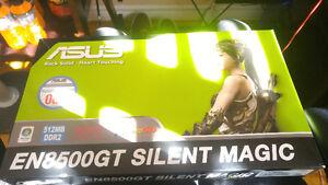 GPU ASUS EN8500GT SILENT MAGIC