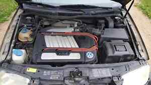 2003 Volkswagen VR6 engine and automatic transmission!!