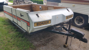 Small trailer. No ownership