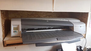 "HP 110NR Large Format Printer 24"" wide"