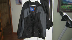 Screaming Eagle rain suit