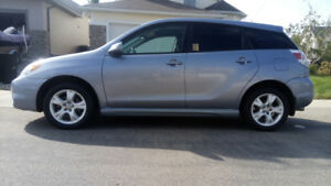 2005 Toyota Matrix in excellent shape!!