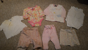 Girls Mix and Match Spring/Summer Sets