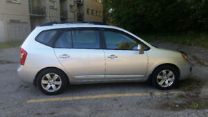 2009 Kia Rondo LX w/AC Wagon - 3yr warranty included