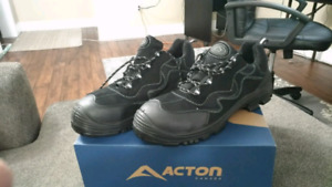 Acton size 14 4e Safety Shoes (new)