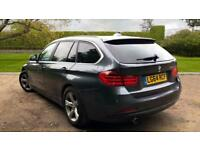 2014 BMW 3 Series 318d SE 5dr Step Media Package Automatic Diesel Estate