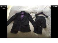 Designer Ted Baker Suit