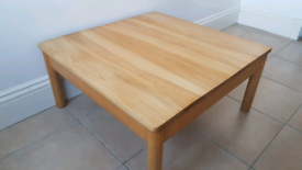 Ercol Coffee Table with refinished top