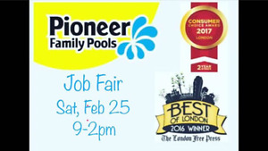 Job Fair Sat. Feb 25th 9-2