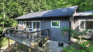 PAUDASH LAKE - Bancroft Cottage Rental  **JUST RENOVATED**