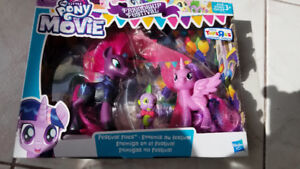 pouliche The Movie/ My little pony The movie