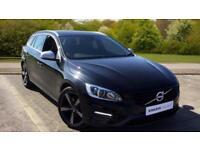2018 Volvo V60 D4 (190) R DESIGN Lux Nav 5dr Automatic Diesel Estate