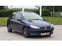 2005 Peugeot 206 1.4 HDi S 3dr (a/c)