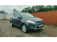 2010 FORD KUGA ZETEC 2.0 TDCI *62000 MILES*FINANCE FROM £38 A WEEK*
