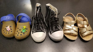 Kids toddler shoes sandals size 4 - 5 - 6