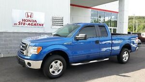 Ford F-150 4WD SuperCab 2010
