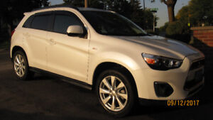 2015 Mitsubishi RVR SE Limited AWC / Accident Free