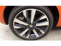 2017 Nissan Micra 1.5 dCi Tekna 5dr Manual Diesel Hatchback