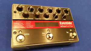 Eventide Pitch factor!
