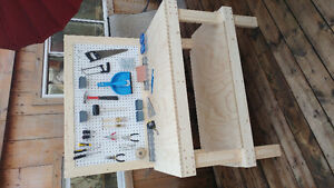 Boys/Girls Workbench (Complete package)