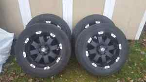 20x9 inch rims for sale